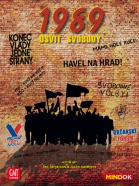 1989: Úsvit svobody, MINDOK