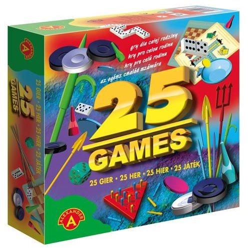 ALEXANDER 25 her - hry pro celou rodinu