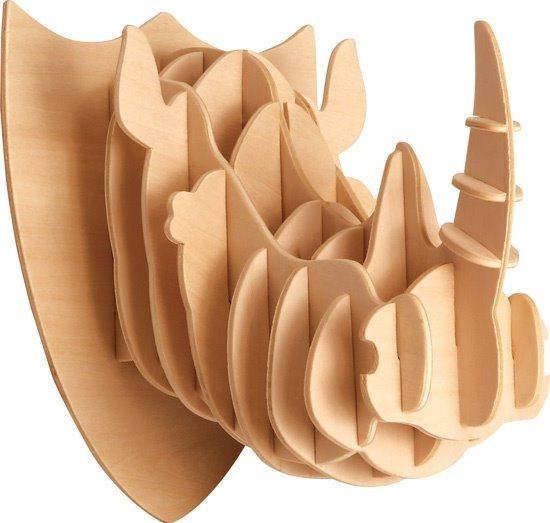 EUREKA 3D puzzle Gepetto's Workshop: Hlava nosorožce