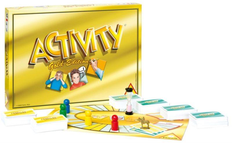 Společenská hra Activity Gold edition, PIATNIK
