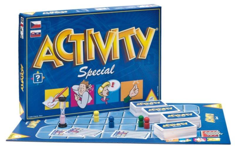 Společenská hra Activity Special, PIATNIK
