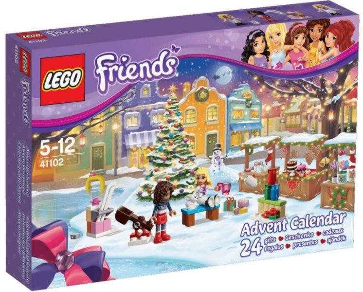 LEGO® Friends 41102 Adventní kalendář