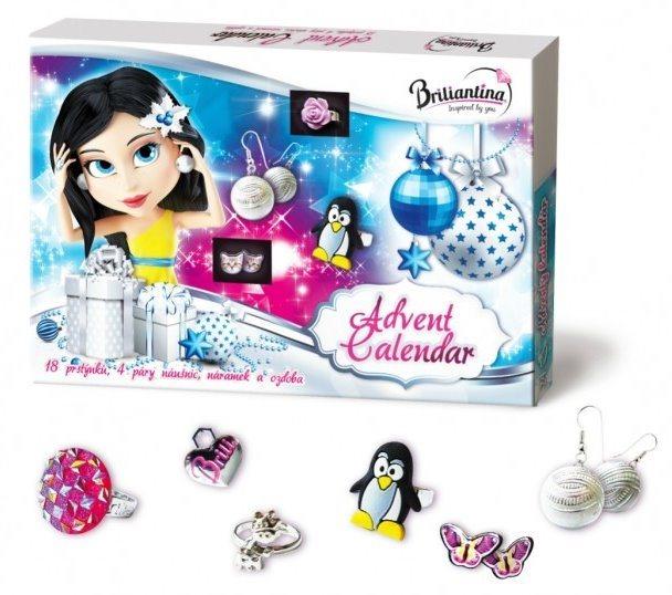 BONAPARTE Adventní kalendář - Briliantina