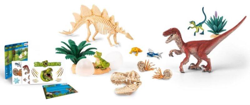 Adventní kalendář Schleich - Dinosauři