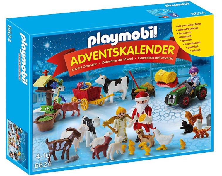 Adventní kalendář - Vánoce na farmě 6624