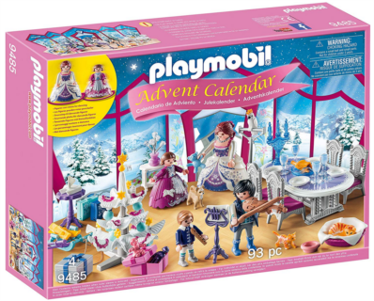 PLAYMOBIL Adventní kalendář Vánoční ples 9485