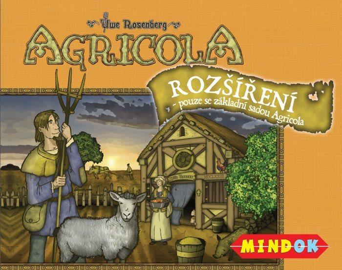 Společenská hra Agricola (1. rozšíření), MINDOK