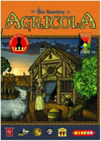 Společenská hra Agricola, MINDOK