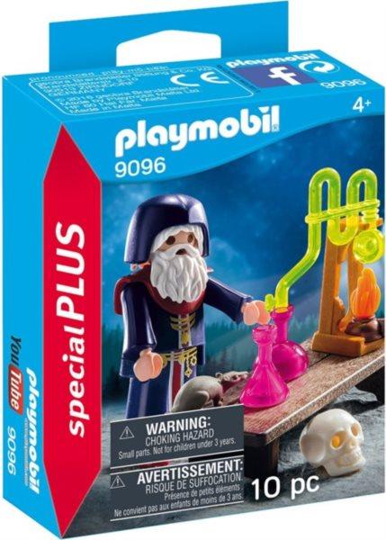 PLAYMOBIL Alchymistická laboratoř 9096