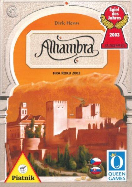 Společenská hra Alhambra, PIATNIK