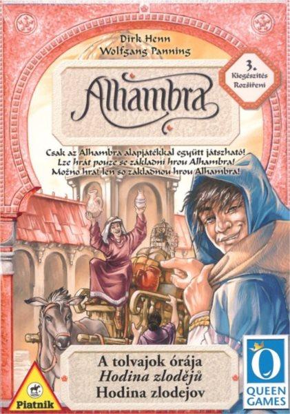 Společenská hra Alhambra: Hodina zlodějů (3.rozšíření), PIATNIK