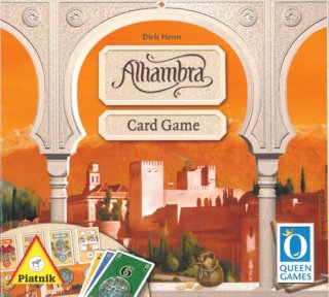Alhambra - Karetní hra, PIATNIK