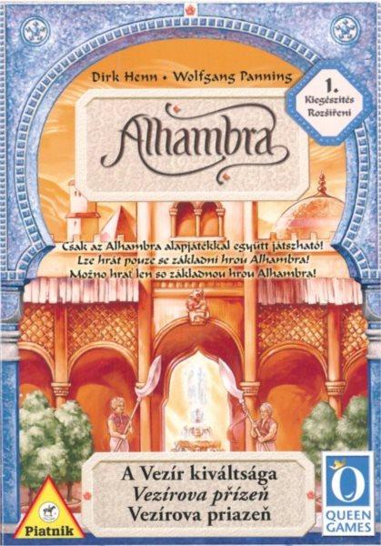 Společenská hra Alhambra: Vezírova přízeň (1.rozšíření), PIATNIK