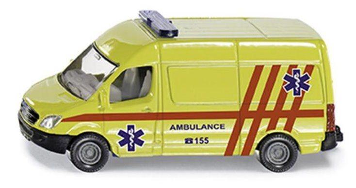 SIKU Ambulance dodávka ČR