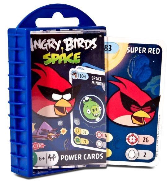 Karetní hra ALBI Angry Birds Space