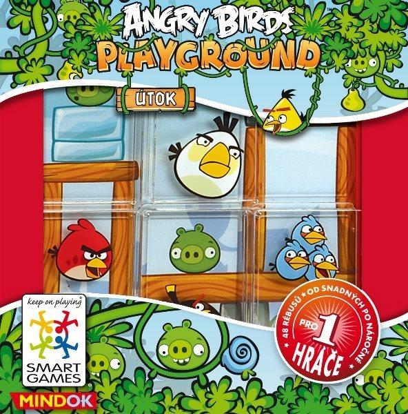 Logická hra Angry Birds: Útok, MINDOK