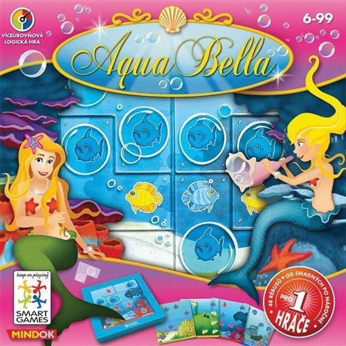 Logická hra Aqua Bella, MINDOK