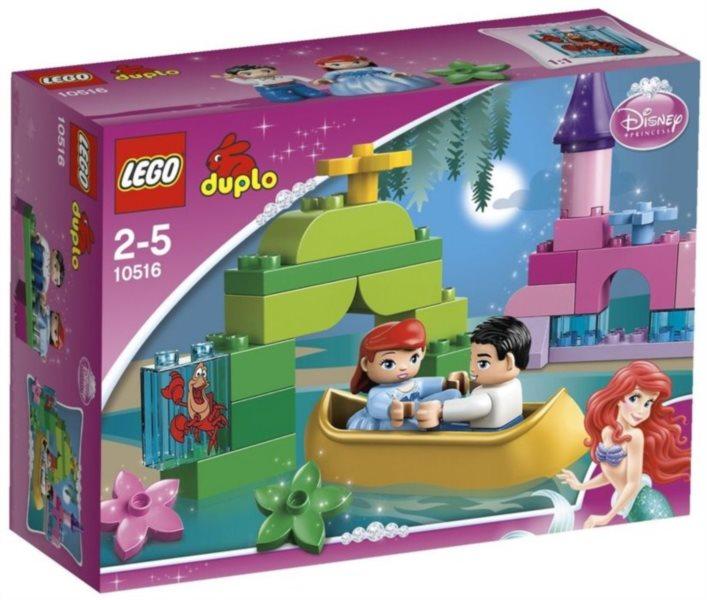 Stavebnice DUPLO® 10516 Ariel na výletě lodí
