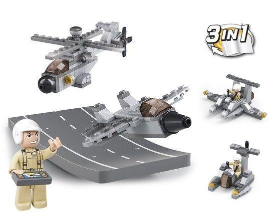 Armádní drony 3v1