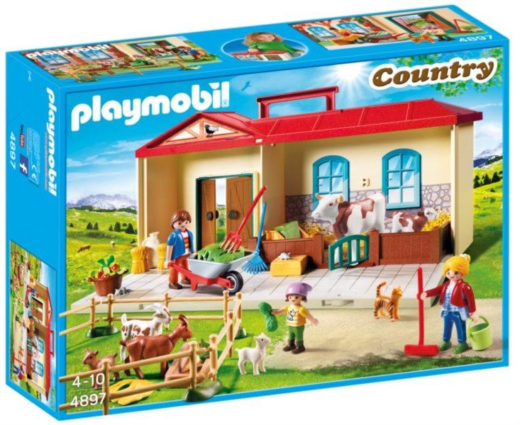 Playmobil 4897 Přenosný statek
