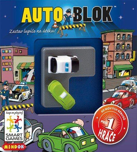 Logická hra Auto blok (rozšíření), MINDOK