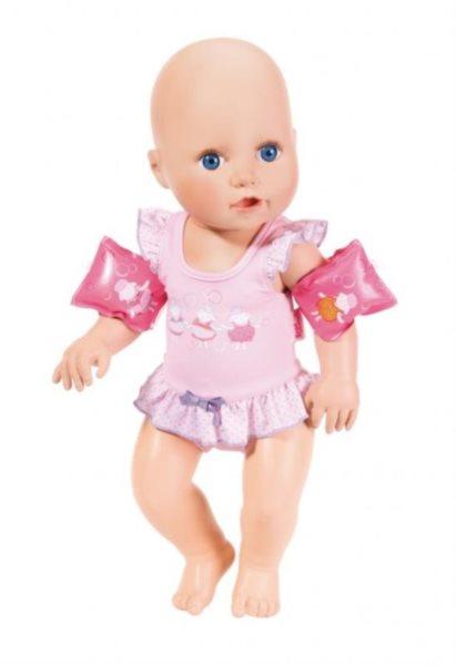 BABY ANNABELL: Baby Annabell se učí plavat