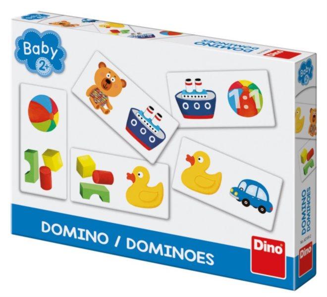 Baby domino Hračky, DINO