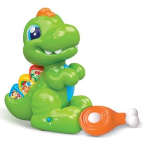 BABY CLEMENTONI, Baby T-Rex