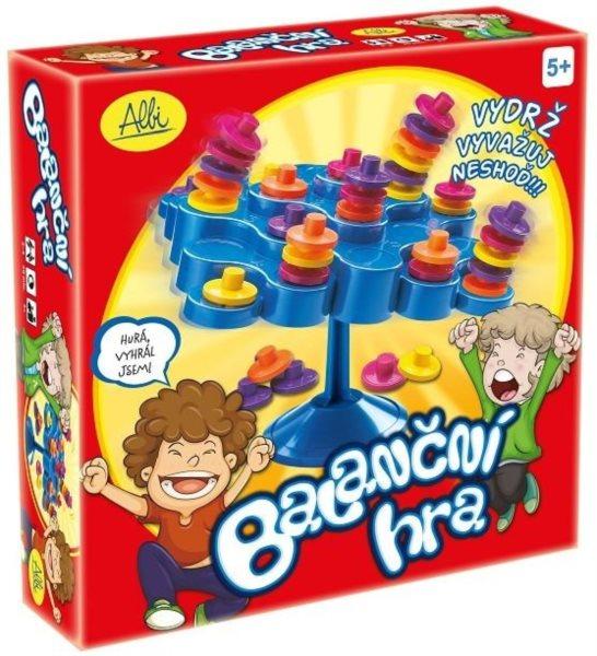 Rodinná hra - Balanční hra, ALBI