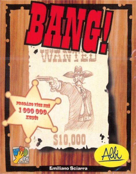 Karetní hra Bang!, ALBI