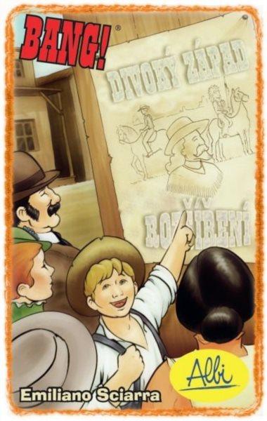 Karetní hra Bang! Divoký západ (rozšíření), ALBI