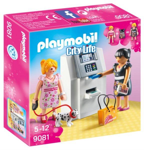 PLAYMOBIL Bankomat 9081