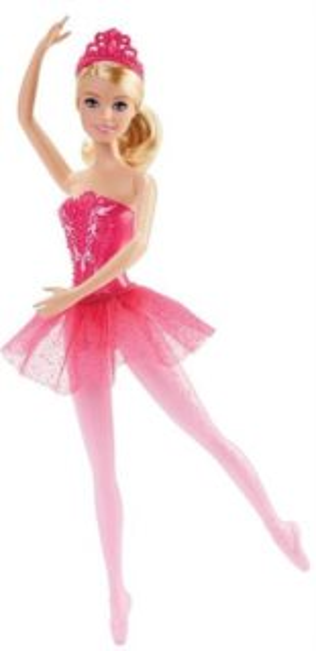MATTEL Barbie Balerína - Blondýnka