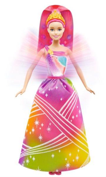 MATTEL Barbie Duhová princezna