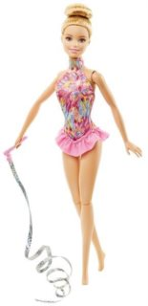 MATTEL Barbie gymnastka