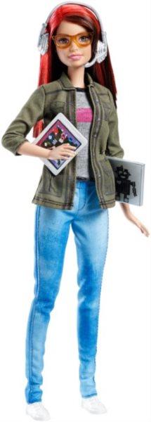 Barbie Herní vývojářka