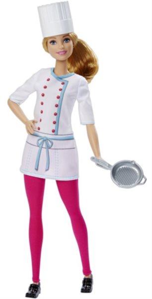 MATTEL Barbie Kuchařka