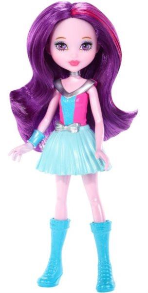 MATTEL Barbie Hvězdná malá víla - Fialová