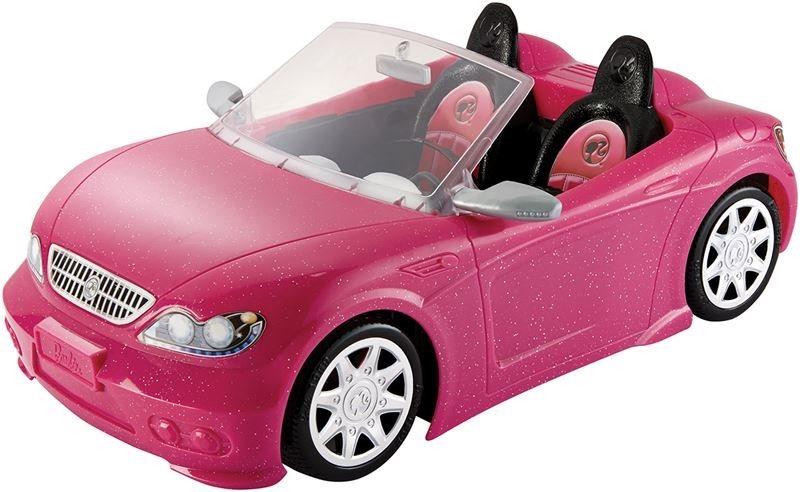MATTEL Barbie Kabriolet