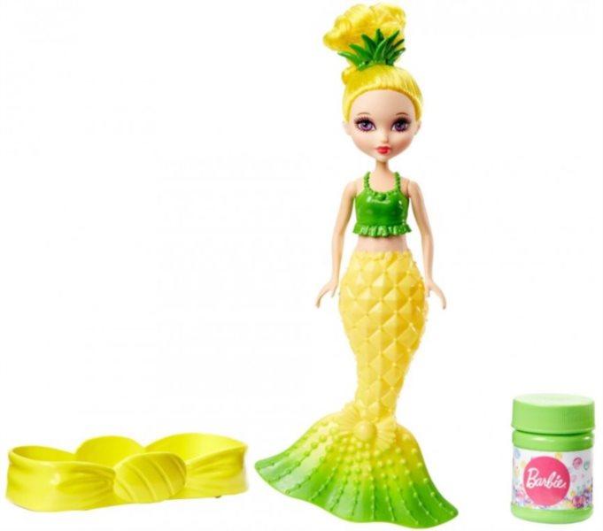 MATTEL Barbie Malá bublinková víla - Žlutá