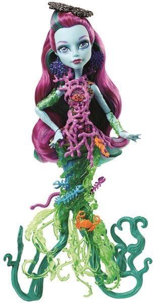 MATTEL Monster High Příšerka z útesu - Posea Reef