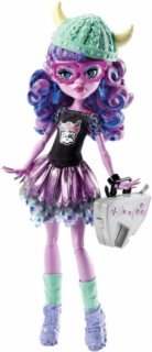 MATTEL Monster High z Boo Yorku - Kjersti Trollson