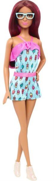 MATTEL Barbie modelka - Dlouhovláska v plážovém oblečku