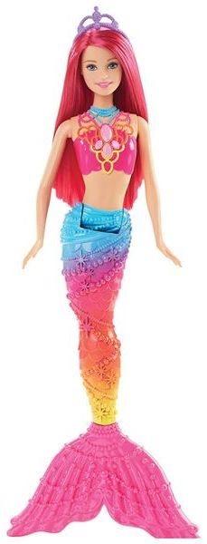 Barbie Mořská panna - Růžová