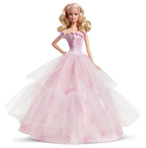MATTEL Barbie Narozeninová princezna