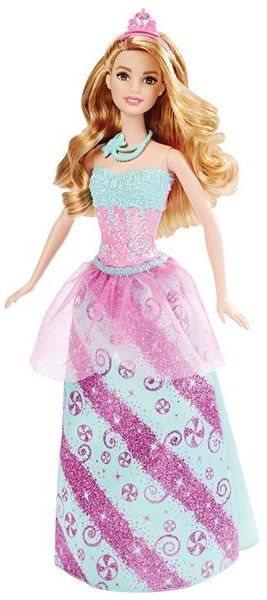 MATTEL Barbie Barbie Princezna - Zlatovláska