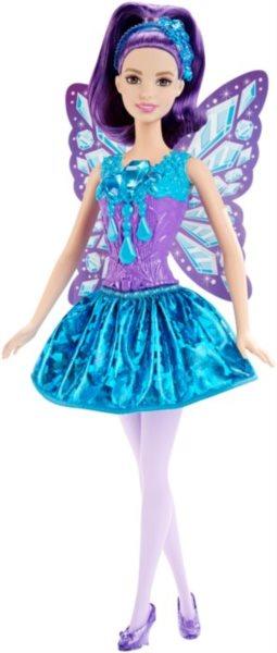 MATTEL Barbie Víla - Fialová
