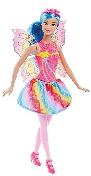 MATTEL Barbie Víla - Modrá