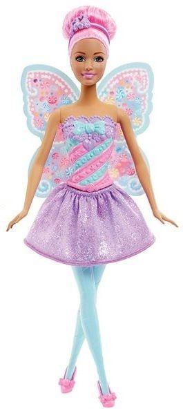 MATTEL Barbie Víla - Růžová