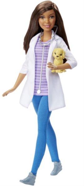 MATTEL Barbie Zvěrolékařka